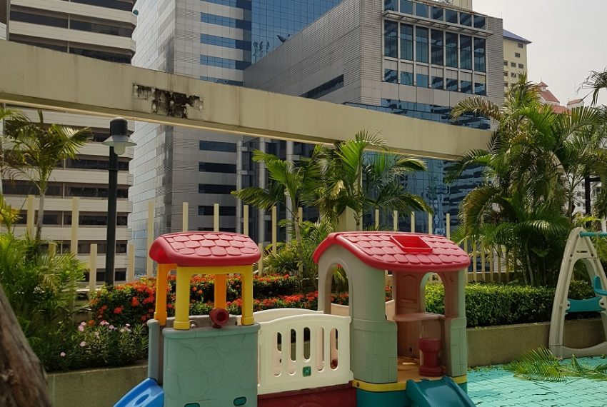 Grand Parkview Asoke - kids area