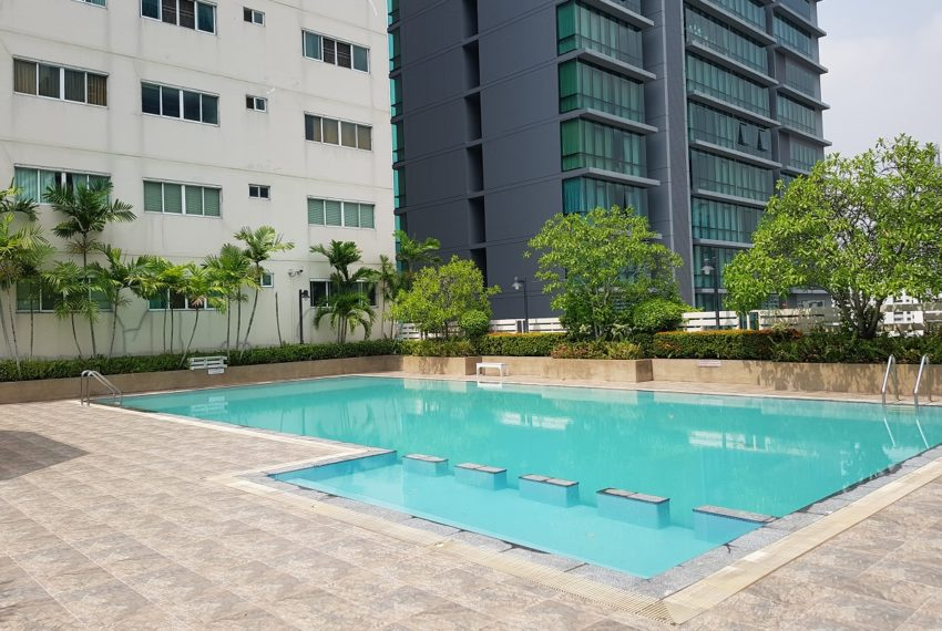 Grand Parkview Asoke - relax area