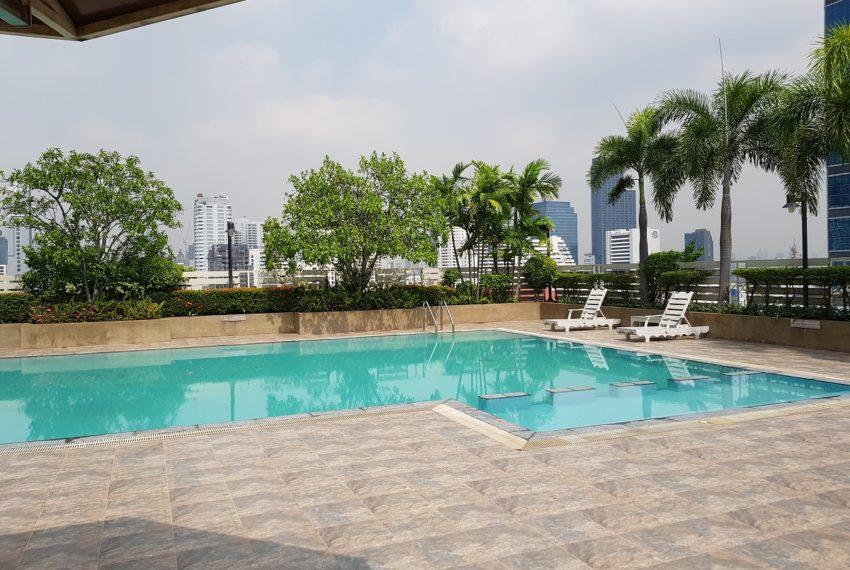 Grand Parkview Asoke - swimming pool