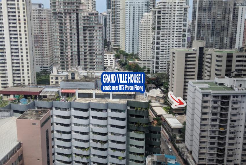 Grand Ville House 1 condo 1 - REMAX CondoDee
