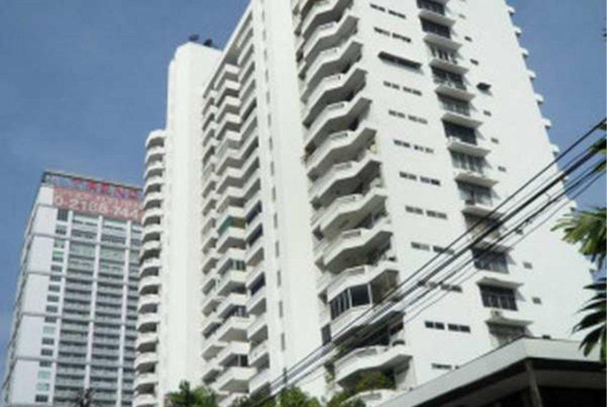 Grande Ville House 2 Condominium Sukhumvit 19 - building