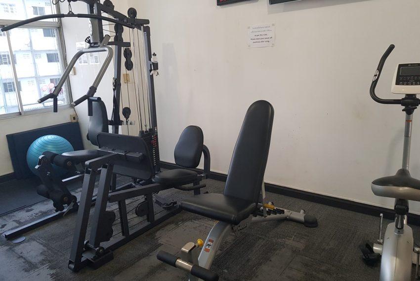 Grande Ville House 2 Condominium Sukhumvit 19 - fitness
