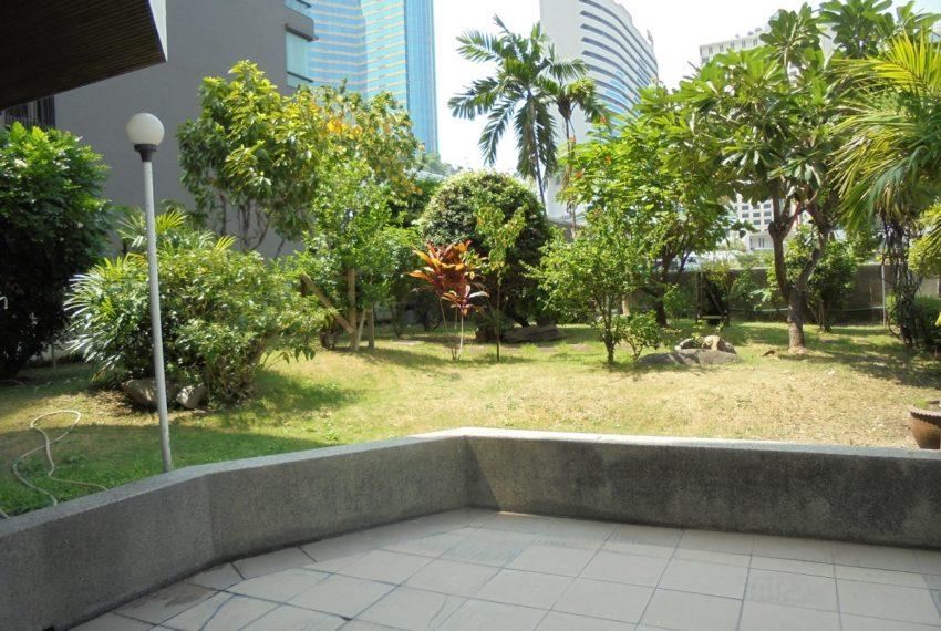 Grande Ville House 2 Condominium Sukhumvit 19 - garden
