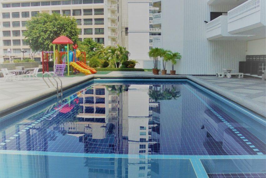 Grande Ville House 2 Condominium Sukhumvit 19 - swiming pool