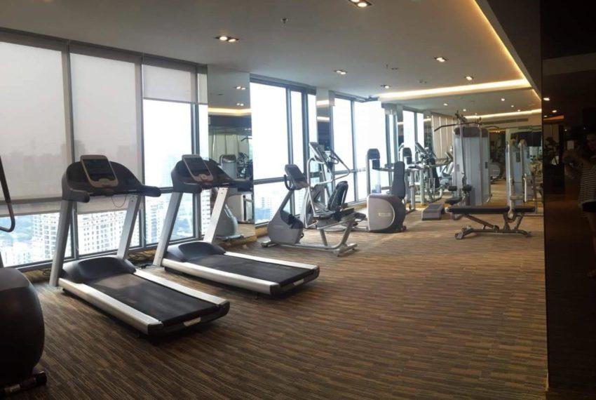 H Sukhumvit 43 condo - fitness