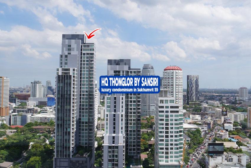 HQ Thonglor by Sansiri condominium - REMAX CondoDee