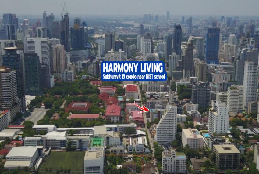 Harmony Living Sukhumvit 15 condo 1 - REMAX CondoDee-1