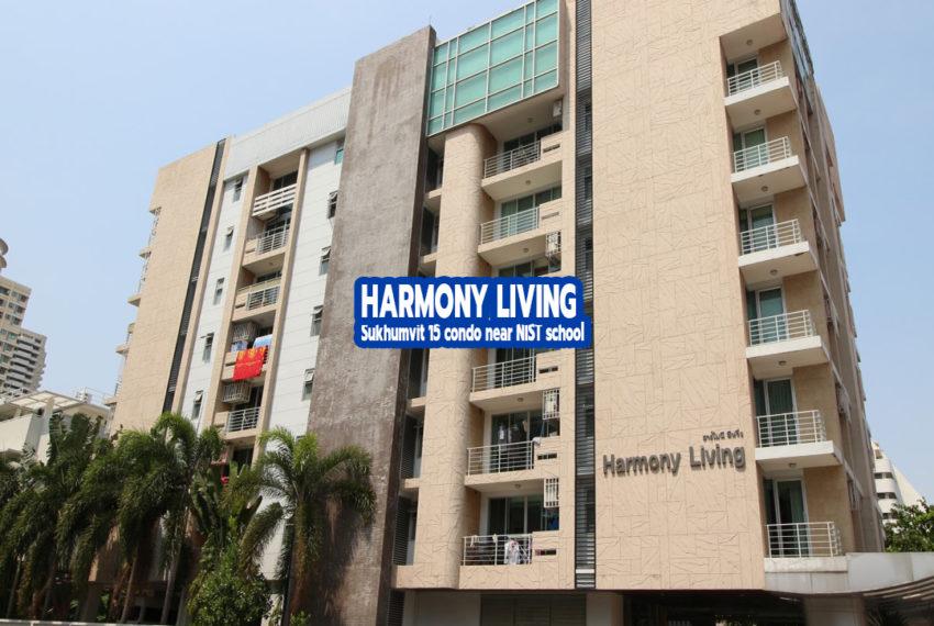 Harmony Living Sukhumvit 15 condo - REMAX CondoDee