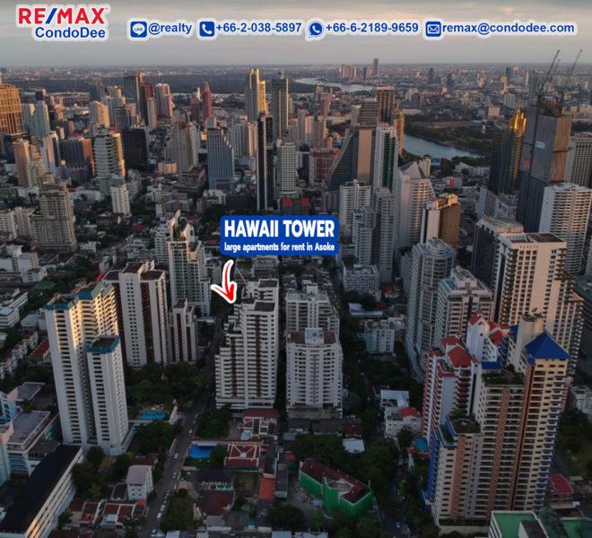 Hawaii Tower apartment 1 - REMAX CondoDee
