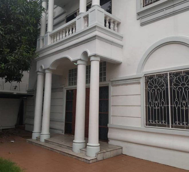luxury house for rent near Thonglor BTS - 2-story - 4-bedroom