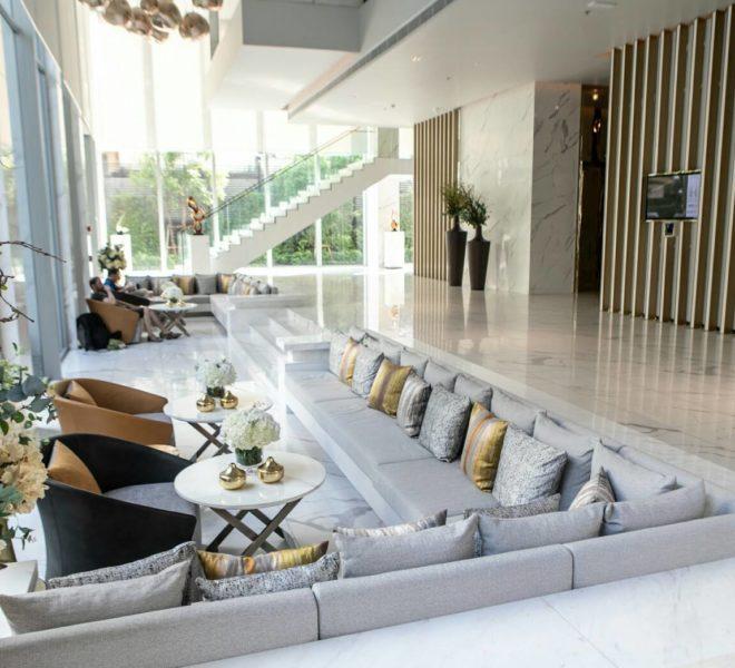 Cheap Rent New Condo at Sukhumvit 11 - High Floor in Hyde Sukhumvit 11