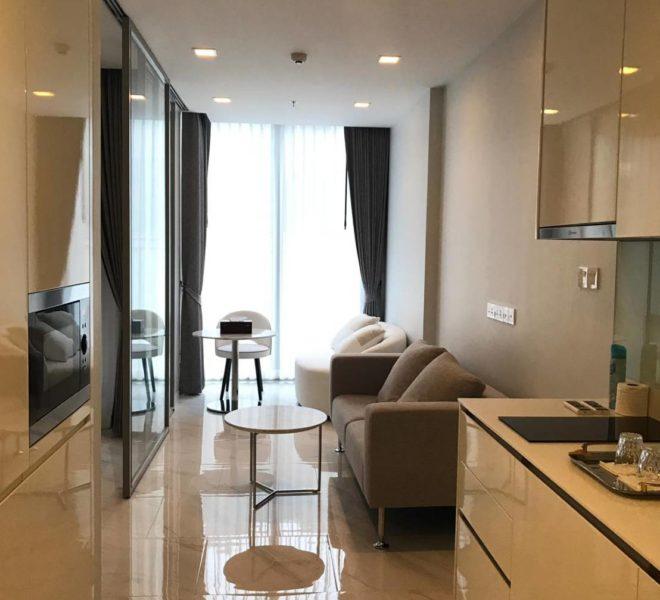 New Condo for sale at Sukhumvit 11 on low floor in Hyde Sukhumvit 11