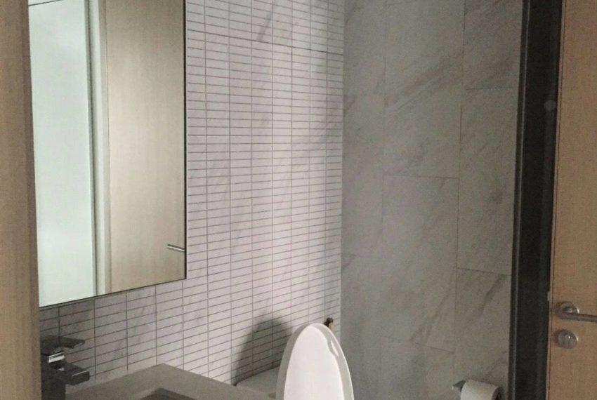Hyde Sukhumvit 11 - 1 bedroom - sale - toilet