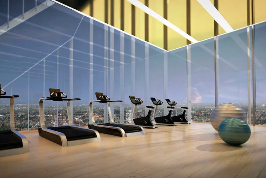 Hyde Sukhumvit 11 - gym
