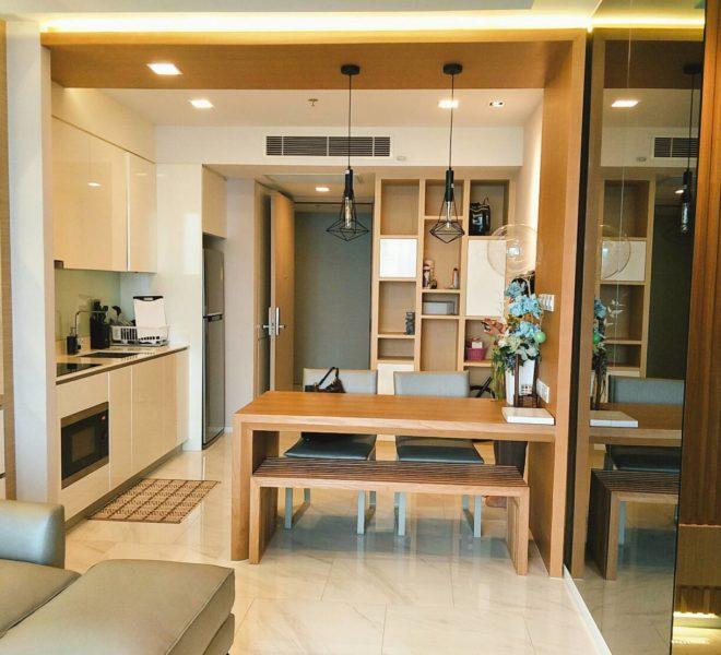 Condo on Top Floor for Rent at Sukhumvit 11 - 2 Bedroom in Hyde Sukhumvit 11