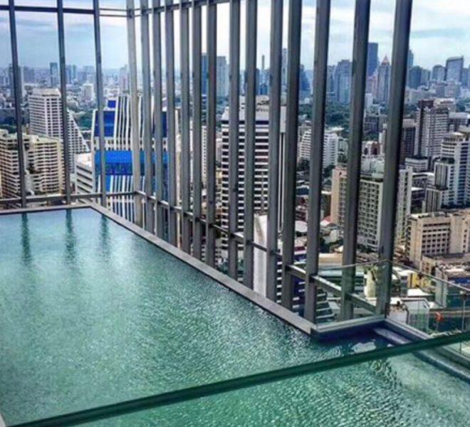 Hyde Sukhumvit 11 Condominium at Nana - Asoke