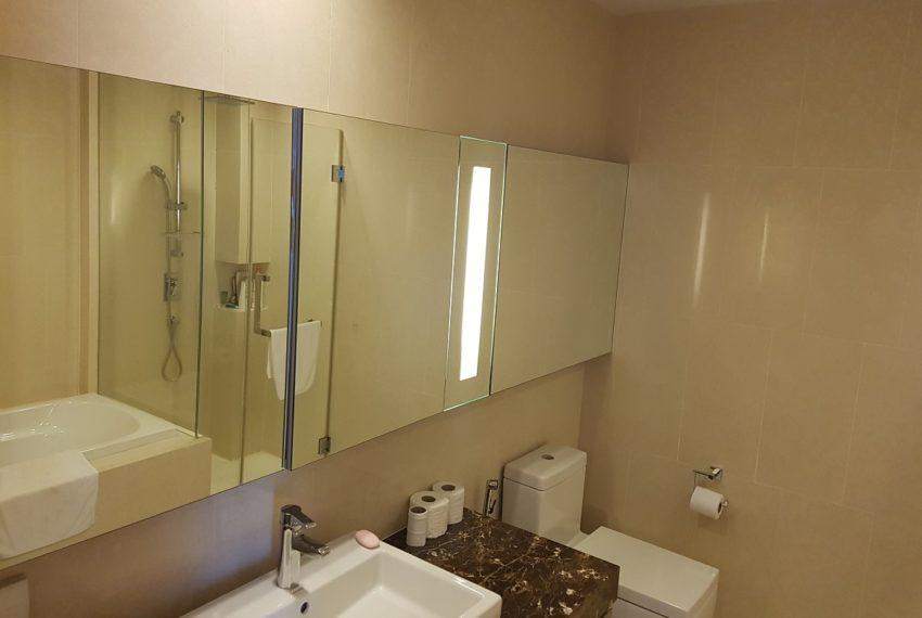 Hyde Sukhumvit 13 - 2 bedroom sale high floor - bathroom