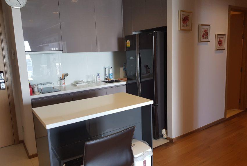 Hyde Sukhumvit 13 - 2 bedroom sale high floor - kitchen