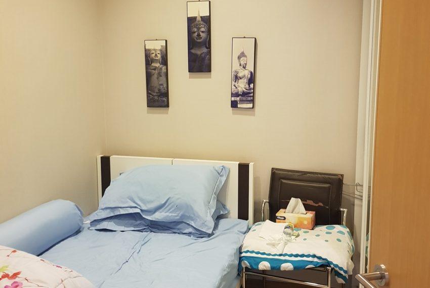 Hyde Sukhumvit 13 - 2 bedroom sale high floor - small bedroom