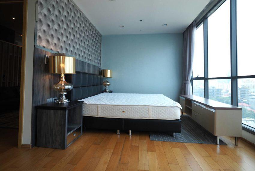Hyde Sukhumvit 13 2-beds rental - bedroom