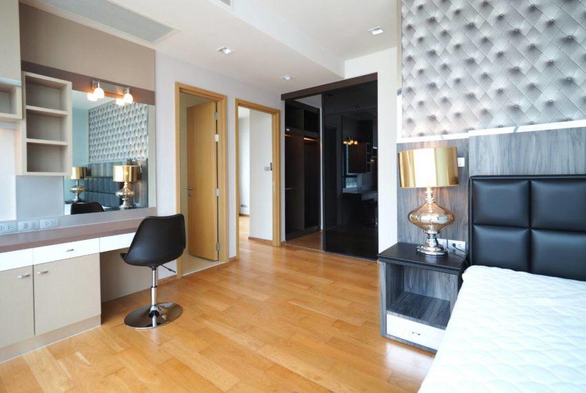 Hyde Sukhumvit 13 2-beds rental - bedroom2