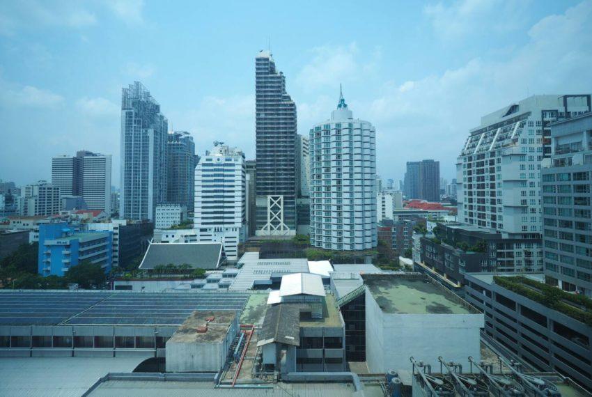 Hyde Sukhumvit 13 2-beds rental - city view