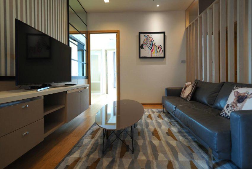 Hyde Sukhumvit 13 2-beds rental - decorated
