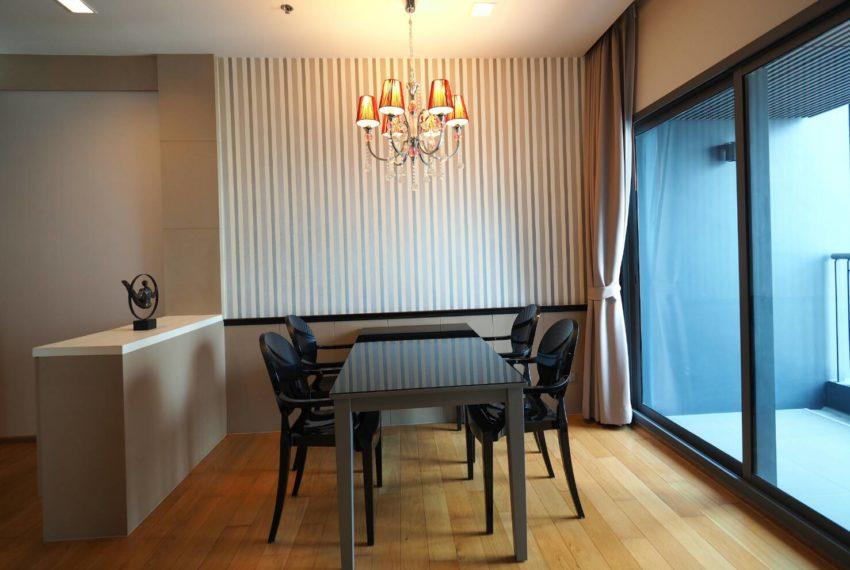Hyde Sukhumvit 13 2-beds rental - dinning