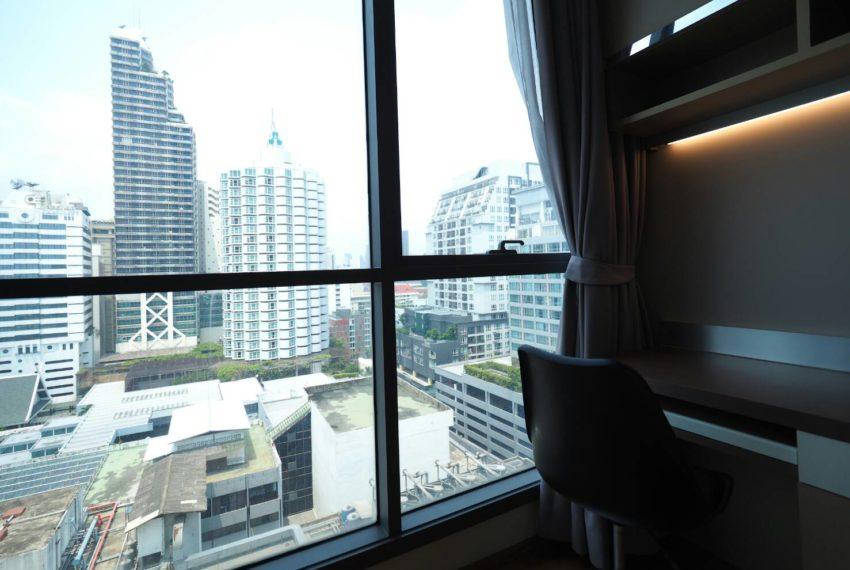 Hyde Sukhumvit 13 2-beds rental - view