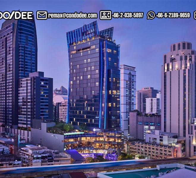 Hyde Sukhumvit 13 Condominium Connected to Nana BTS