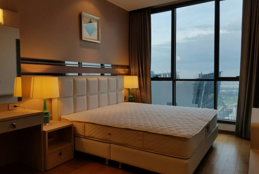 Hyde Sukhumvit 13 rental - 3 bedroom - low floor - bedroom-4