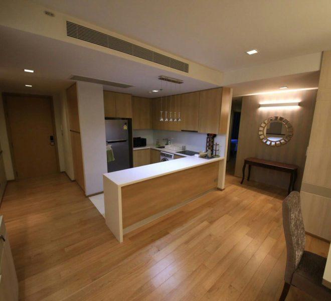 Hyde Sukhumvit 13 rental - 3 bedroom - low floor - builtin aircon