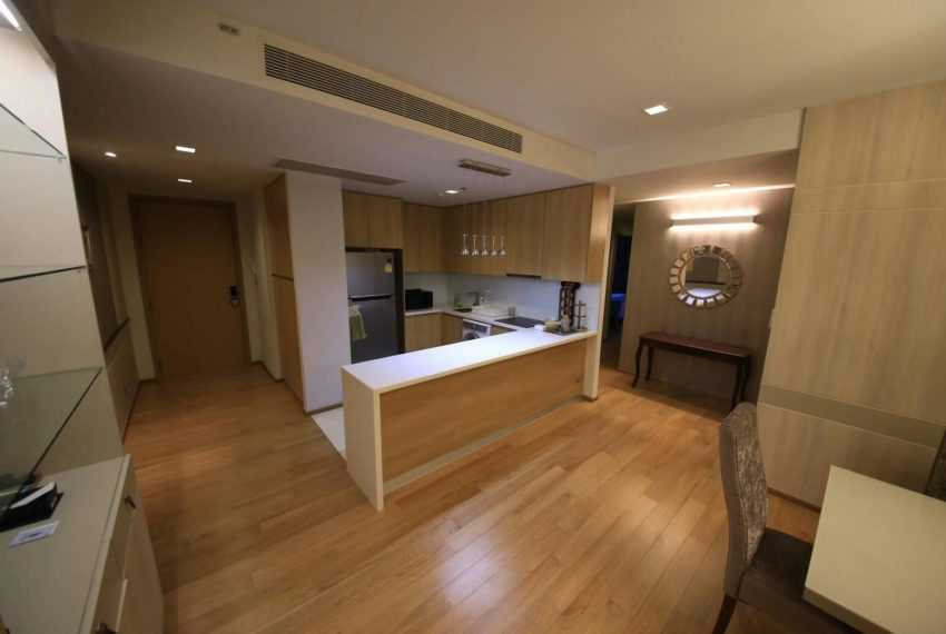 Hyde Sukhumvit 13 rental - 3 bedroom - low floor - builtin aircon