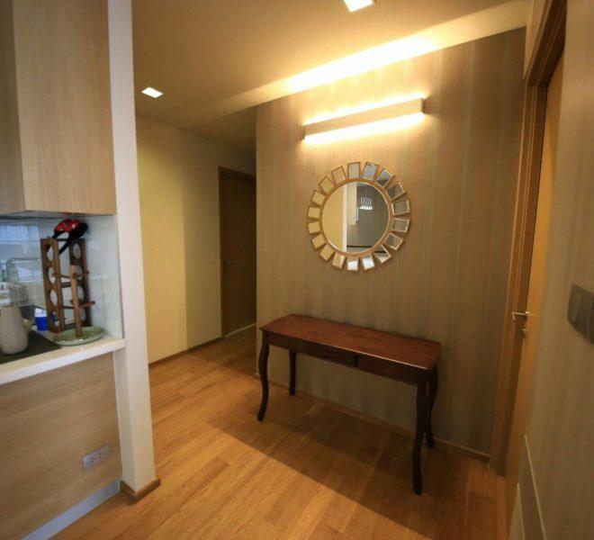 Hyde Sukhumvit 13 rental - 3 bedroom - low floor - dinning