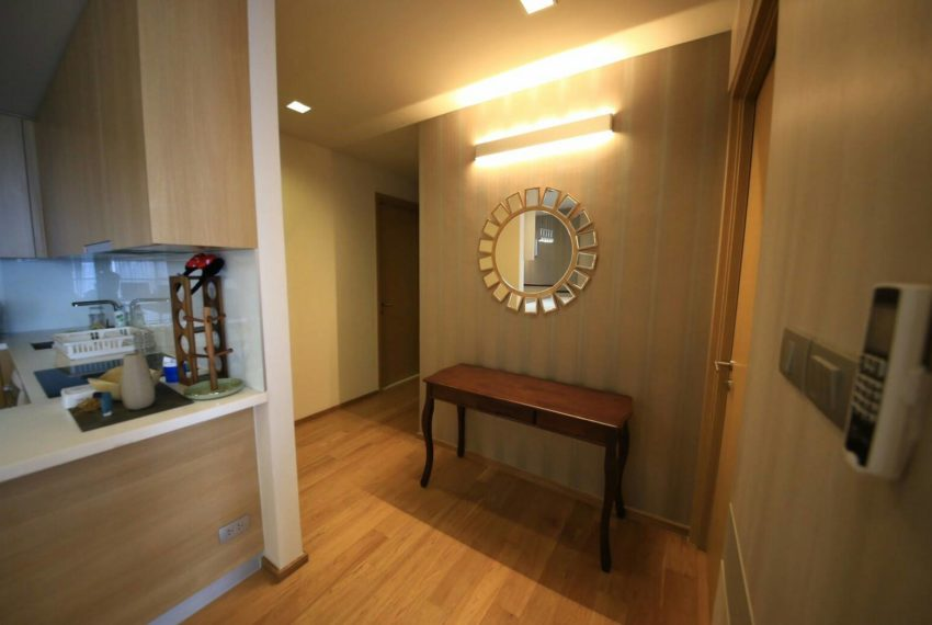 Hyde Sukhumvit 13 rental - 3 bedroom - low floor - dinning