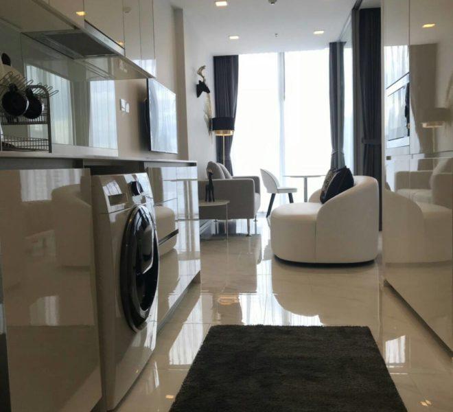 Hyde-Sukhumvit11-rent-1b1b-high-floor-kitchen