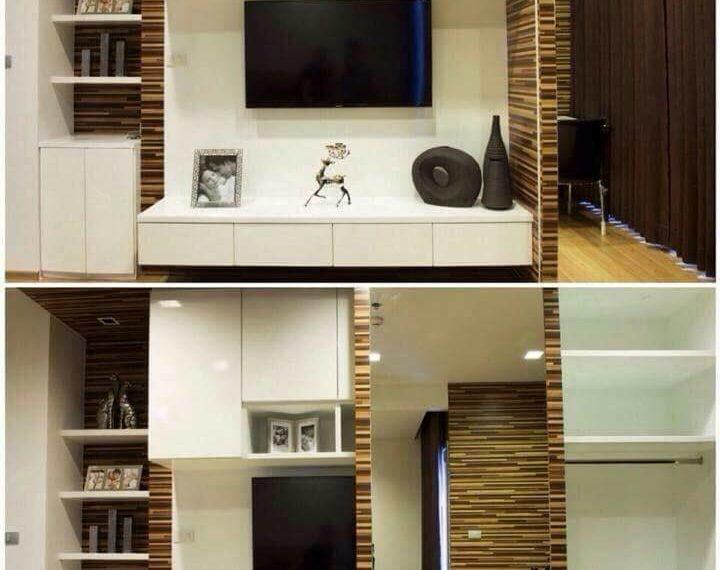 Hyde-Sukhumvit13-1bedroom-sale-builtin