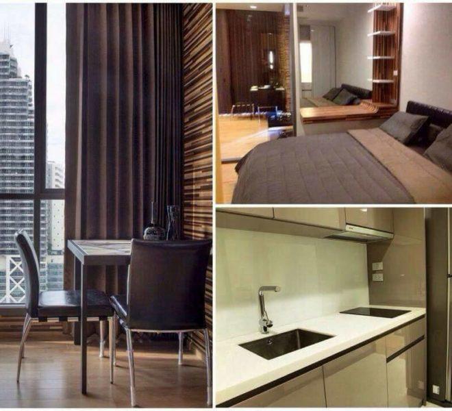 1-Bedroom Condo For Sale on Sukhumvit Road - Hyde Sukhumvit 13 - Mid-Floor