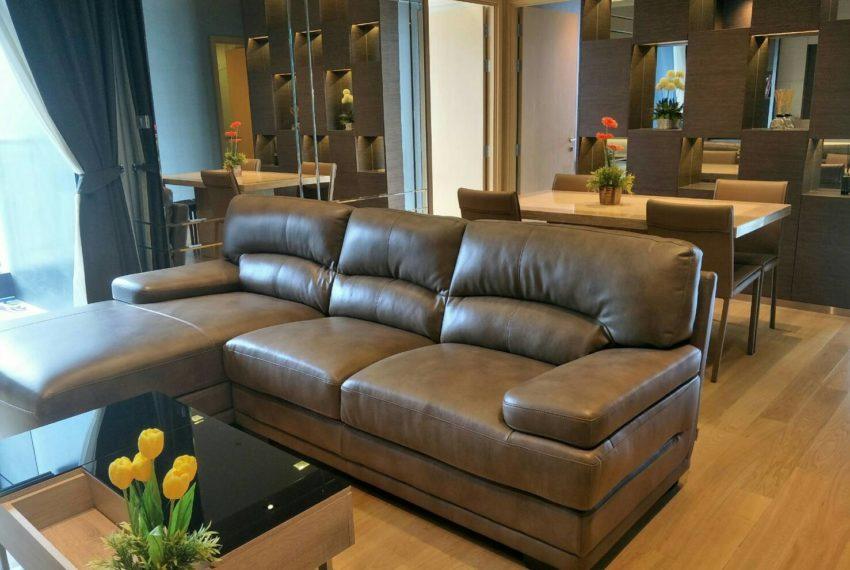 Hyde-Sukhumvit13-2bedroom-Sale-living