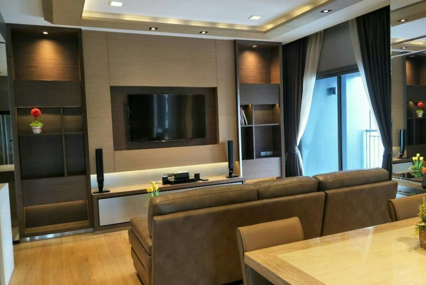 Hyde-Sukhumvit13-2bedroom-Sale-living-area