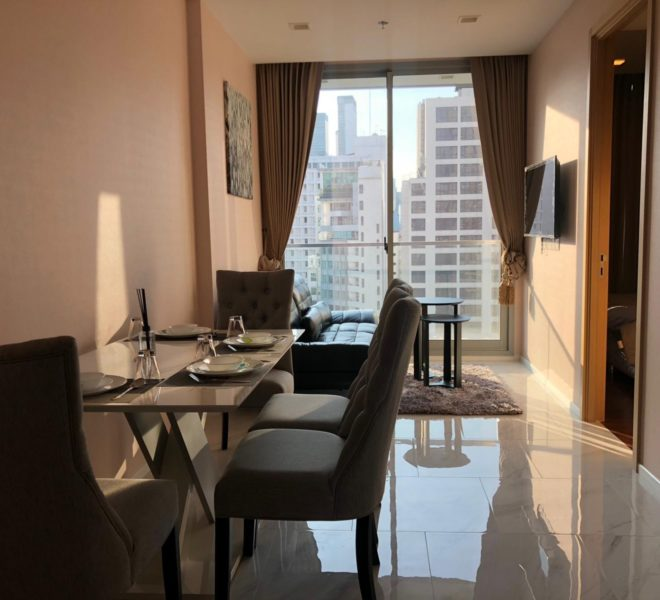 New 2 Bedroom Condo for Rent at Sukhumvit 11 - Low Floor in Hyde Sukhumvit 11