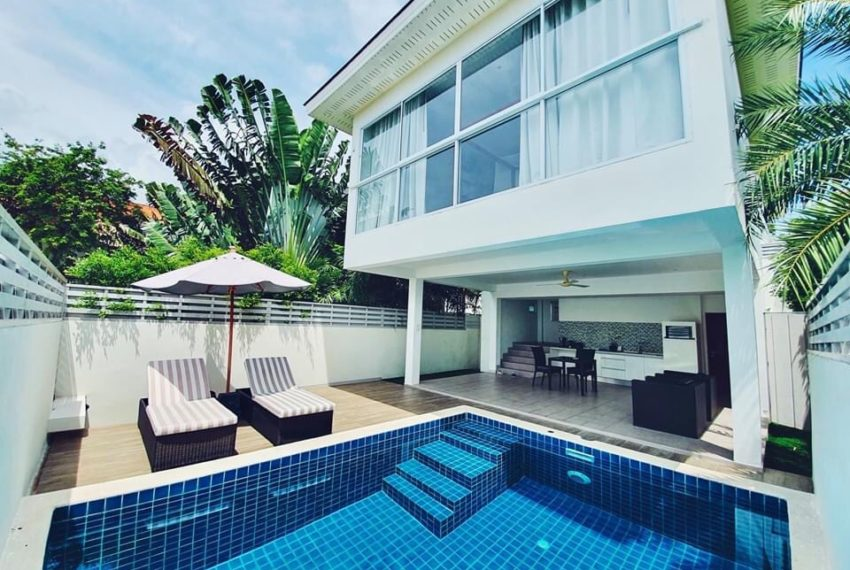 Samui pool-villa resort for sale - unique hospitality investment opportunity