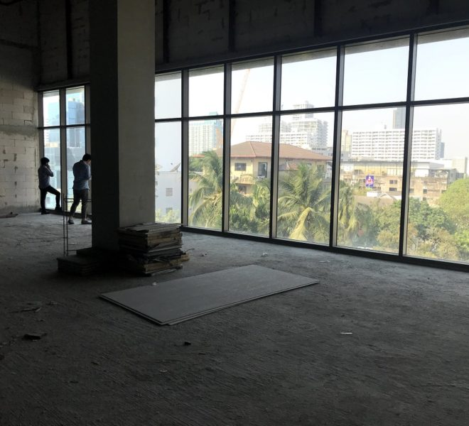 Commercial space for rent in Thonglor - inside a shopping mall - for restaurant or retail shop