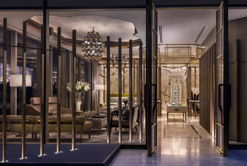 Icon-Siam-Mandarin-Oriental-Bangkok-condo-for-sale-lobby