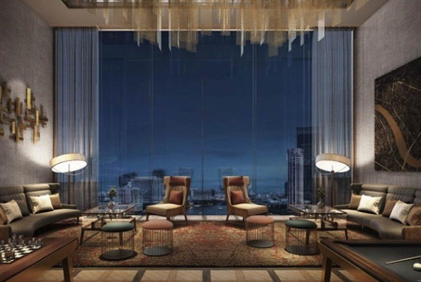 Icon-Siam-Mandarin-Oriental-Bangkok-condo-for-sale-lounge