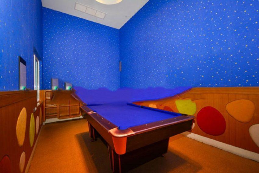 Ideal 24 condominium - games-room