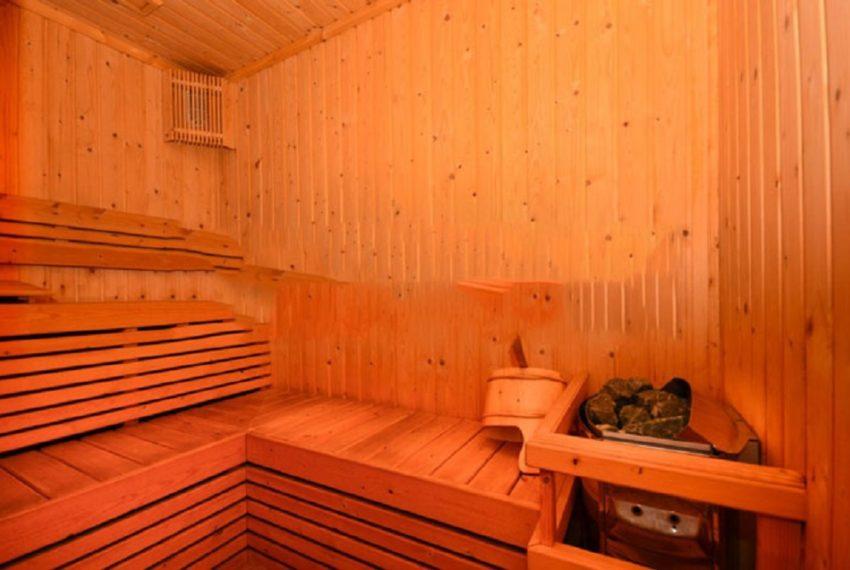 Ideal 24 condominium - sauna