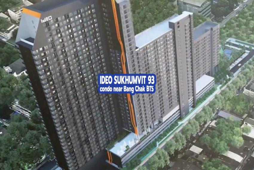 Ideao Sukhumvit 93 condominium - REMAX CondoDee