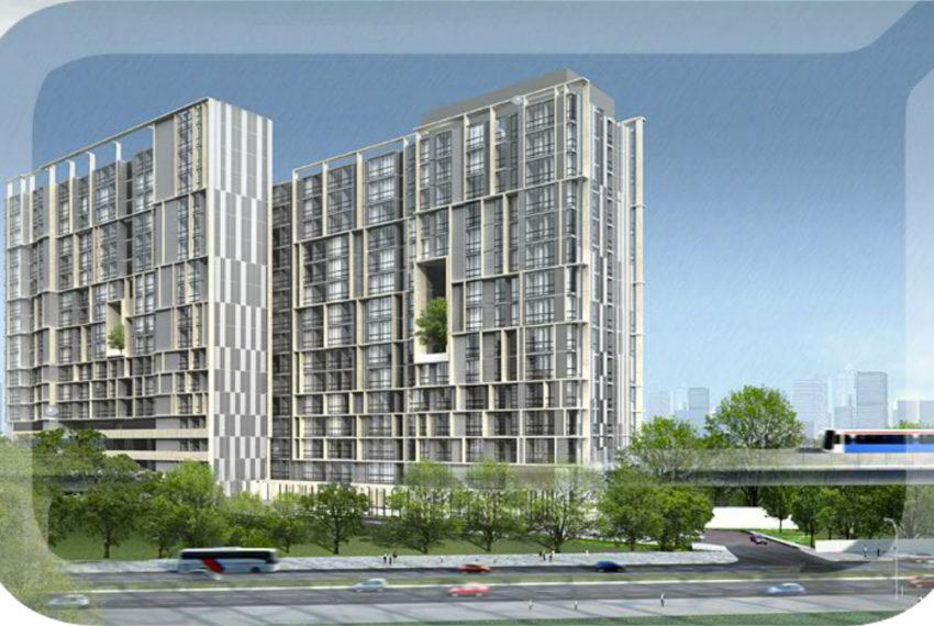 Ideo Blucove Sukhumvit building 02