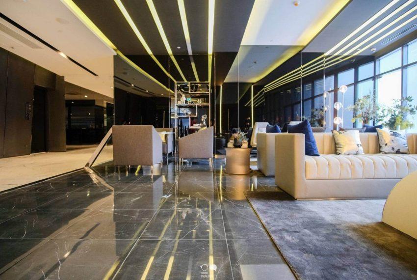 Ideo Mobi Asoke Condominium - lobby